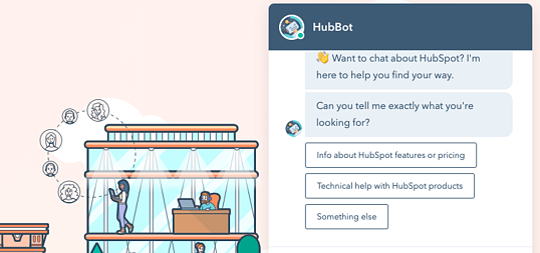 chatbot workflow step 2