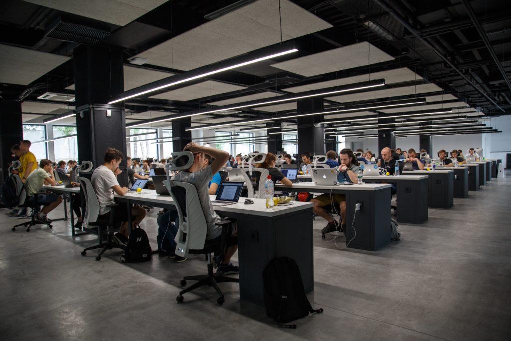 seo team in an enterprise company